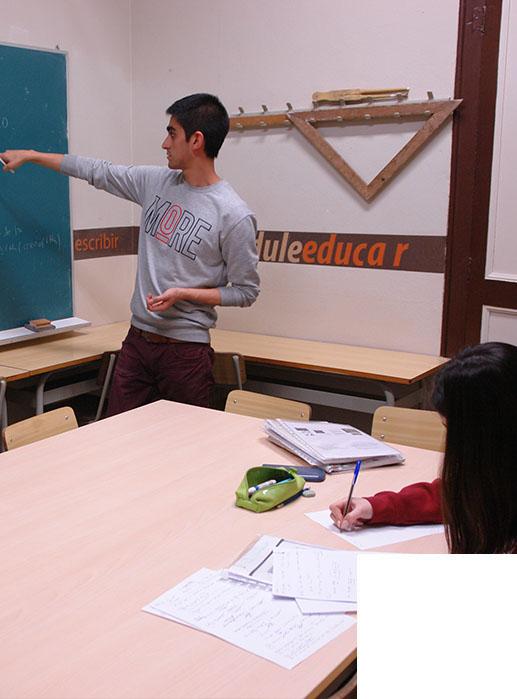 Classes particulars de química a Barcelona