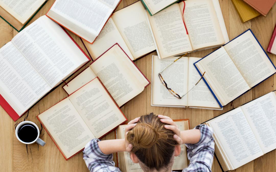 9 técnicas para prepararte para un examen